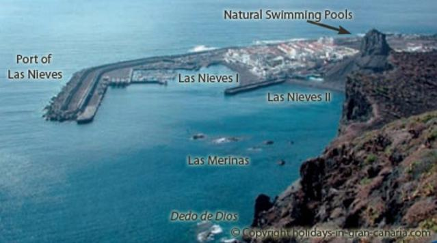 Diving in Spain, Los Cristianos - By V�ctor Caballero